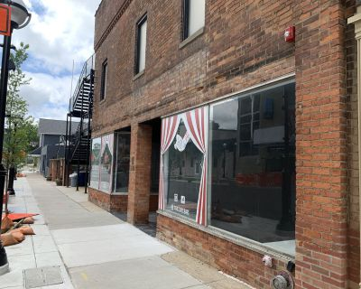 Downtown Ann Arbor Office or Retail Space