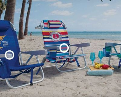ISO used or new Beach chairs.
