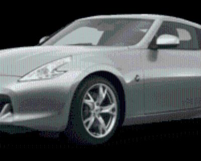 2011 Nissan 370Z Touring Coupe Auto