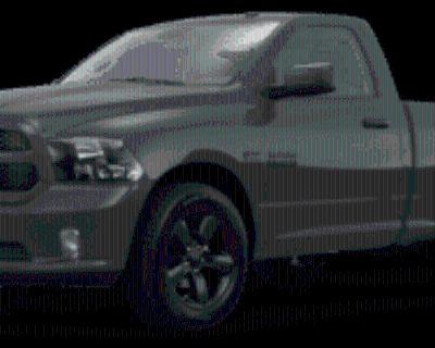"2016 Ram 1500 SLT Regular Cab 8'2"" Box 4WD"