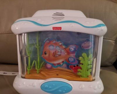 Fisher price fish tank . Brand new