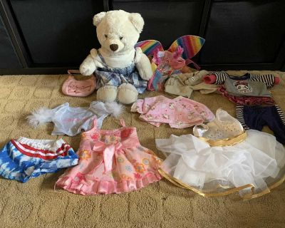 Build-A-Bear and clothes