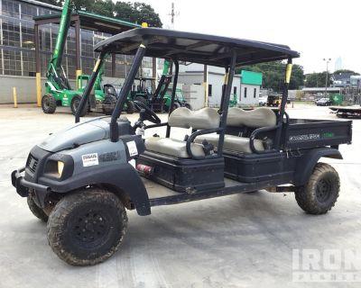2016 Club Car Carryall 1700 4x4 Utility Vehicle