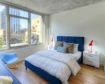 702 West Fulton Market #1306, Chicago, IL 60661 Studio Apartment