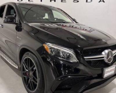 2018 Mercedes-Benz GLE GLE 63 S AMG