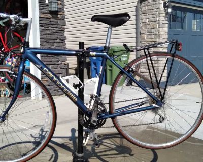 """1992 Cannondale T600 Touring Road Bike (Adult 19"""")"""