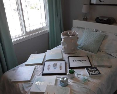 Entire Girls Bedroom Linens, Curtains and Decor (Excellent/Like New Condition)