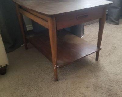 Estate Sale with Tools, Mid Century Modern MCM, Furniture