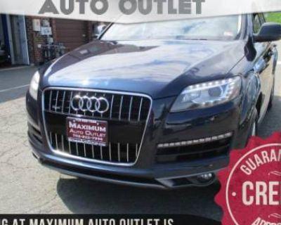 2012 Audi Q7 Premium Plus
