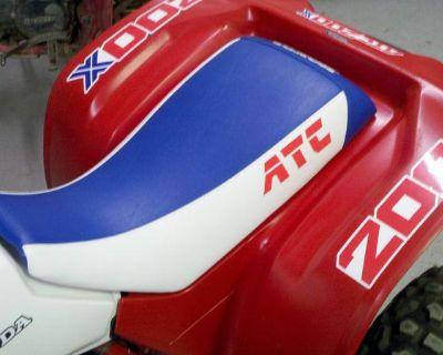 Honda Atc 200x Seat Cover 1983 - 1985 83 84 85