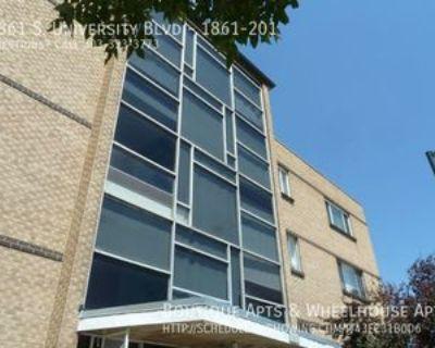 1861 S University Blvd #1861-201, Denver, CO 80210 1 Bedroom Apartment