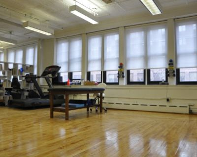 Uptown Gym Loft With A Downtown Feel, new york, NY
