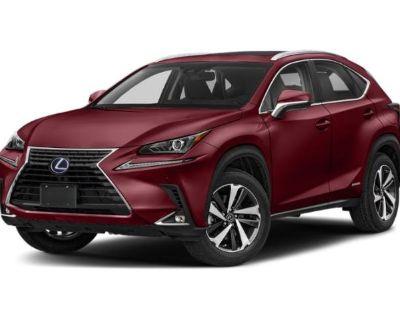 New 2021 Lexus NX 300h Hybrid With Navigation & AWD