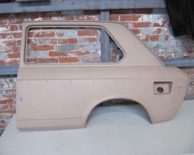 Nos Fiat 128 Left Quarter Panel 2 Door Estate Wagon