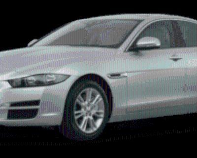 2018 Jaguar XE Standard
