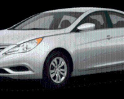 2011 Hyundai Sonata GLS 2.4L Automatic