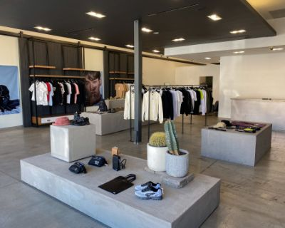 Melrose Heights Retail Space, Los Angeles, CA