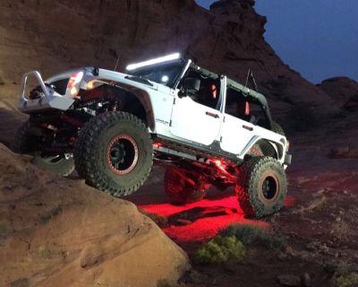 2015 Jeep jk unlimited Rock crawler