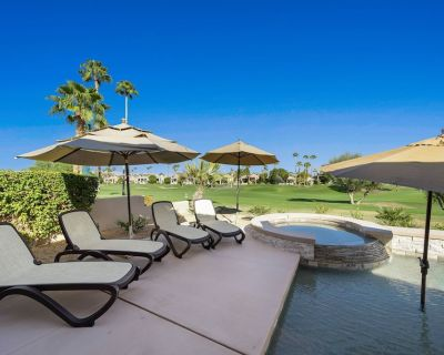 Our Tanglewood Time-Out! Heated Salt Water Private Pool & Spa, Study and Gym! - La Quinta