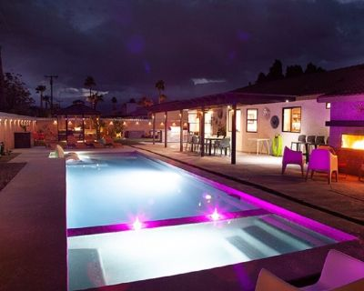 Soul Haven - Pvt. Stylish, Resort Style Home w/Pool Great Amenities & Style! - Palm Springs