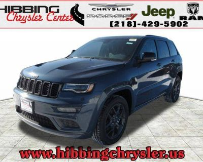 2020 Jeep Grand Cherokee Lmtd X 4X4
