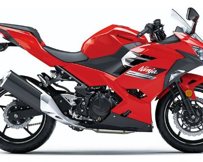 2021 Kawasaki Ninja 400 ABS Sport San Jose, CA