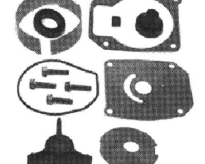 Nib Johnson/evinrude 40-50 Hp Impeller Repair Kit 1989-up Marine 433548