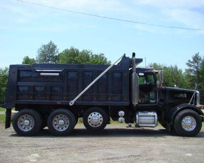 We finance dump trucks - All credit types - (Nationwide)