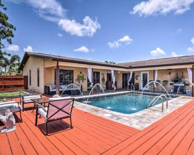 Bonita Springs Home - Private Backyard Oasis! - Bonita Springs