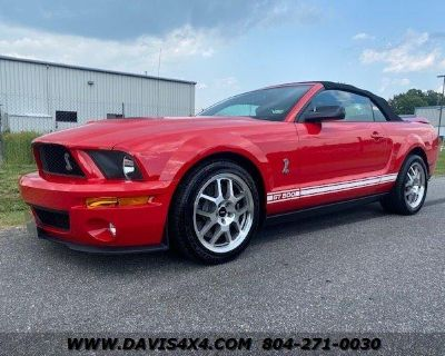 2007 FORD MUSTANG GT 500 Shelby Sports Car 5489