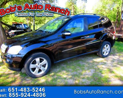 Used 2006 Mercedes-Benz M-Class 4MATIC 4dr 5.0L