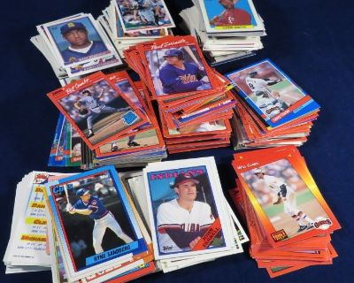 Vic's Sports Card and Collectable Card Auction 8/9/21