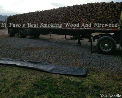 Mesquite Oak or Pecan Grilling Wood