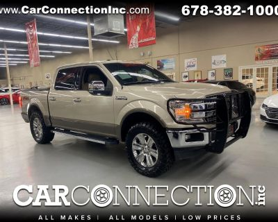Used 2018 Ford F-150 Lariat SuperCrew 4WD