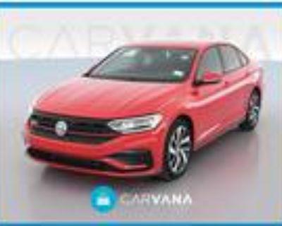 2020 Volkswagen Jetta Red, 9K miles