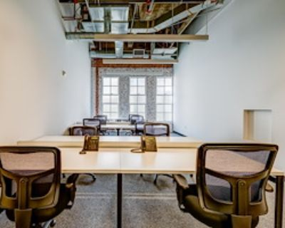 Office Suite for 10 at TechSpace San Francisco, Union Square