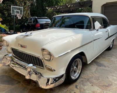 1955 Chevrolet Bel Air 2-door hardtop Restored Small Block V8 Tri-Five Engine Swap