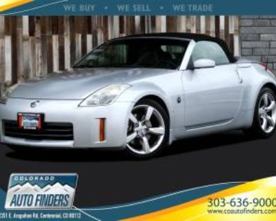 2008 Nissan 350Z Enthusiast Roadster Manual