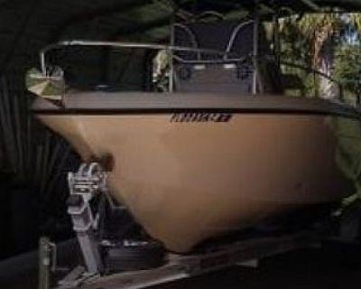 2002 Carolina Skiff 2100 Sea Chaser