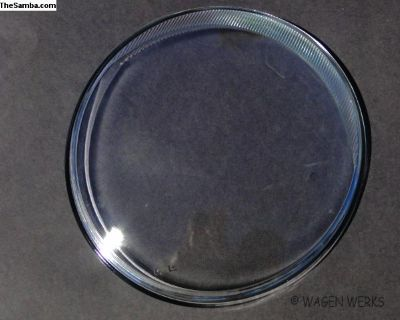 Headlight Lens - Clear Bug 1953 to 1966