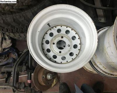 wide 4 lug wheels