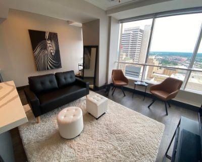 Downtown High-Rise Apartment, Dallas, TX