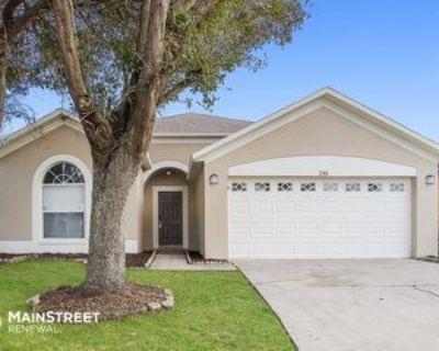 246 White Marsh Cir, Southchase, FL 32824 3 Bedroom House