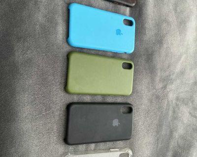iPhone X/XS Case Bundle (5 Cases)
