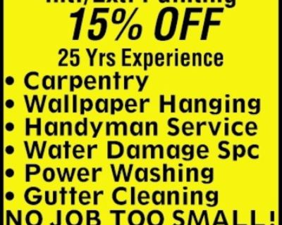 STANLEY PAINTERS Int./Ext. Pai...