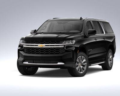New 2021 Chevrolet Suburban LS Rear Wheel Drive SUVs