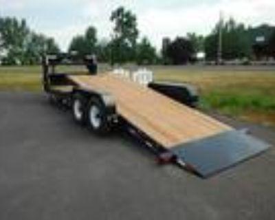 2021 PJ Trailers Tilt T6 7' X 22' 15K Gooseneck