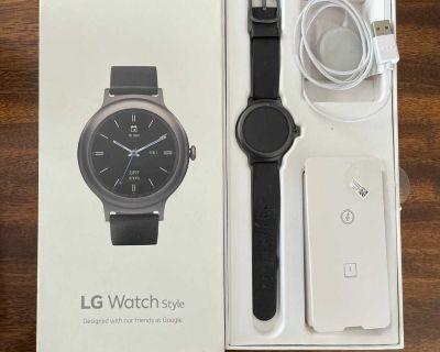 Lt smart watch style