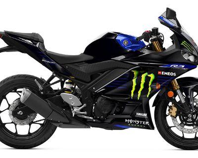 2021 Yamaha YZF-R3 Monster Energy Yamaha MotoGP Edition Supersport San Jose, CA