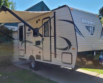 2018 Keystone Hideout 177LHS Travel Trailer